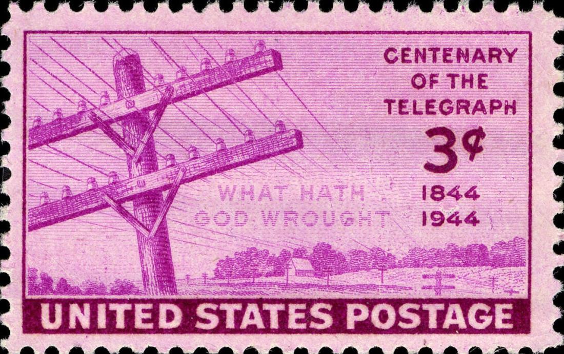 Telegraph_3c_1944_issue_U.S._stamp